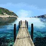 Landscape pixel