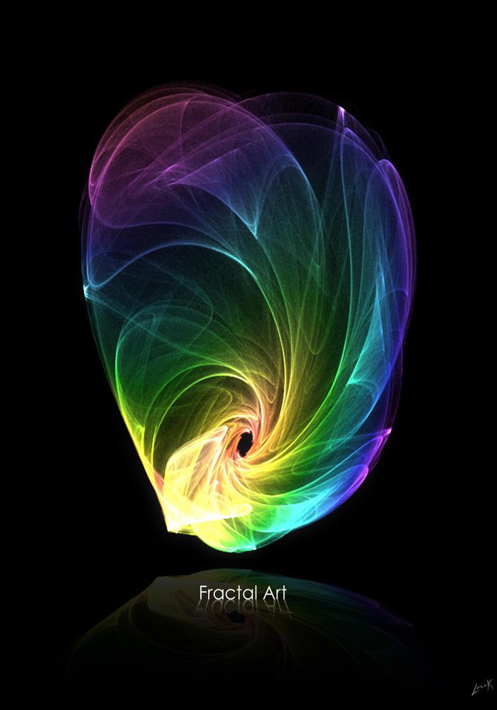 Fractal Art by Lesak