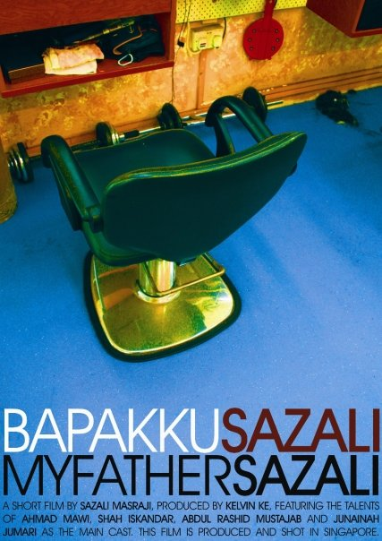 Bapakku Sazali by armanique