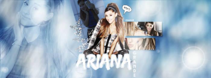 Ariana Grande FB Cover
