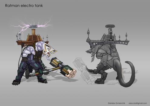 Ratman Tank