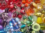 Rainbow charm bracelets 2