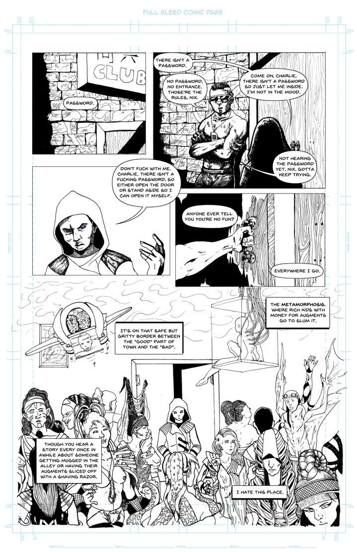 PureBLUE Page 1 by Mytherea