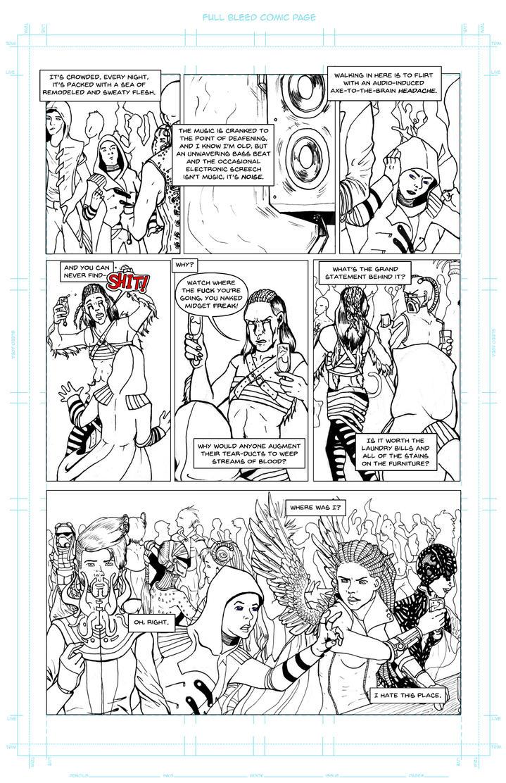PureBLUE Page 2 by Mytherea