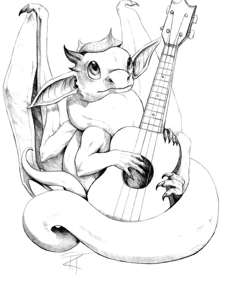 Dragon 2 by Mytherea