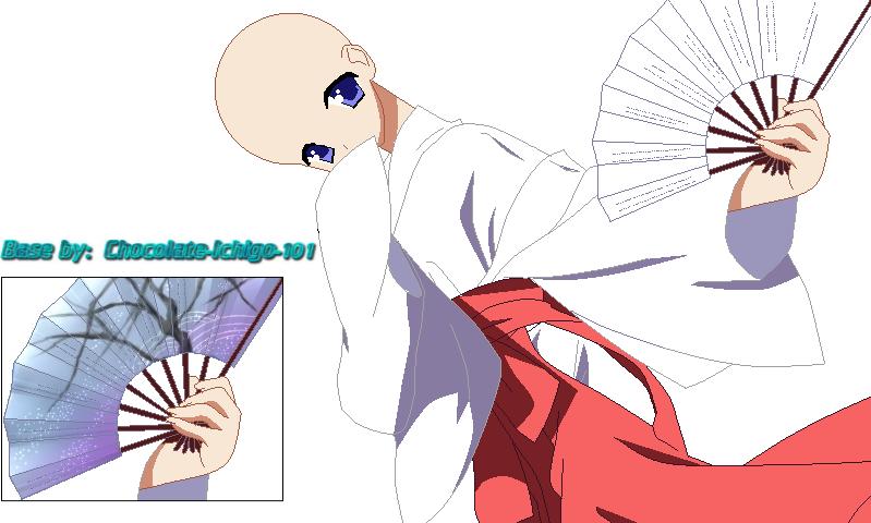 Kimono by chocolate-ichigo-101
