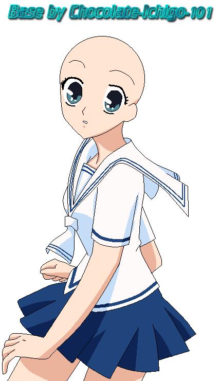 Furuba Girl Summer Uniform by chocolate-ichigo-101