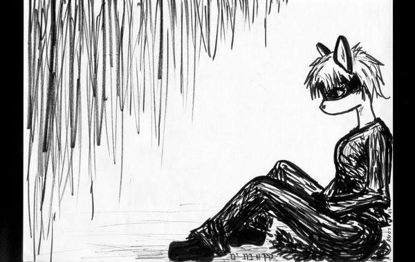 Scribbles by k-ee-ran