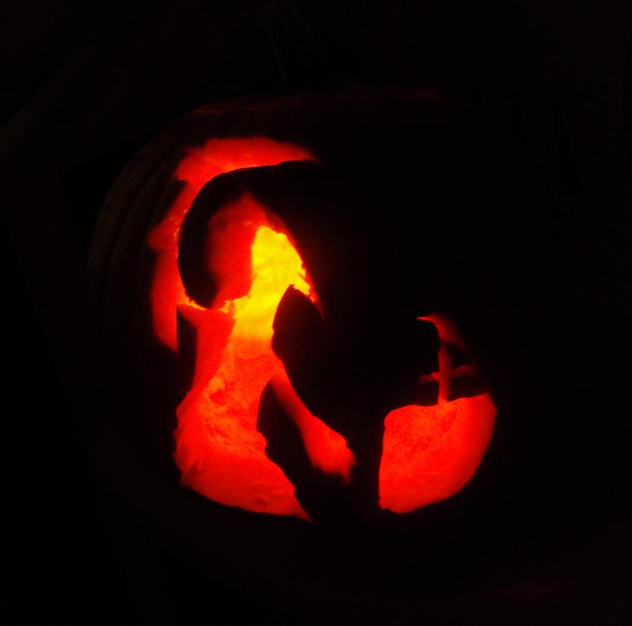 half hour pumpkin by k-ee-ran