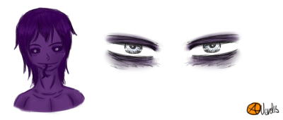 Eyes of a Snake by GentleSaiyanWarrior