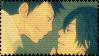 Yoneda Kou stamp Dou by Kialun