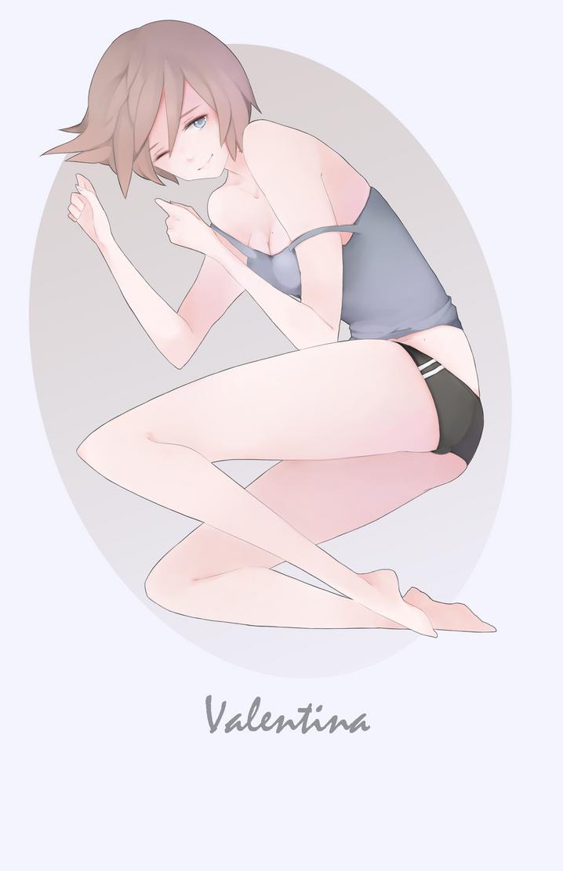SM: Valentina by Kialun