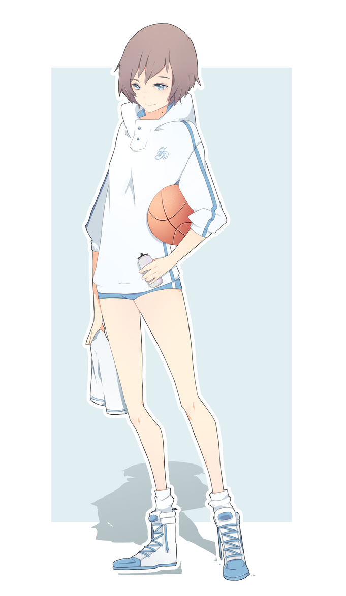 SM: Valentina sport uniform by Kialun