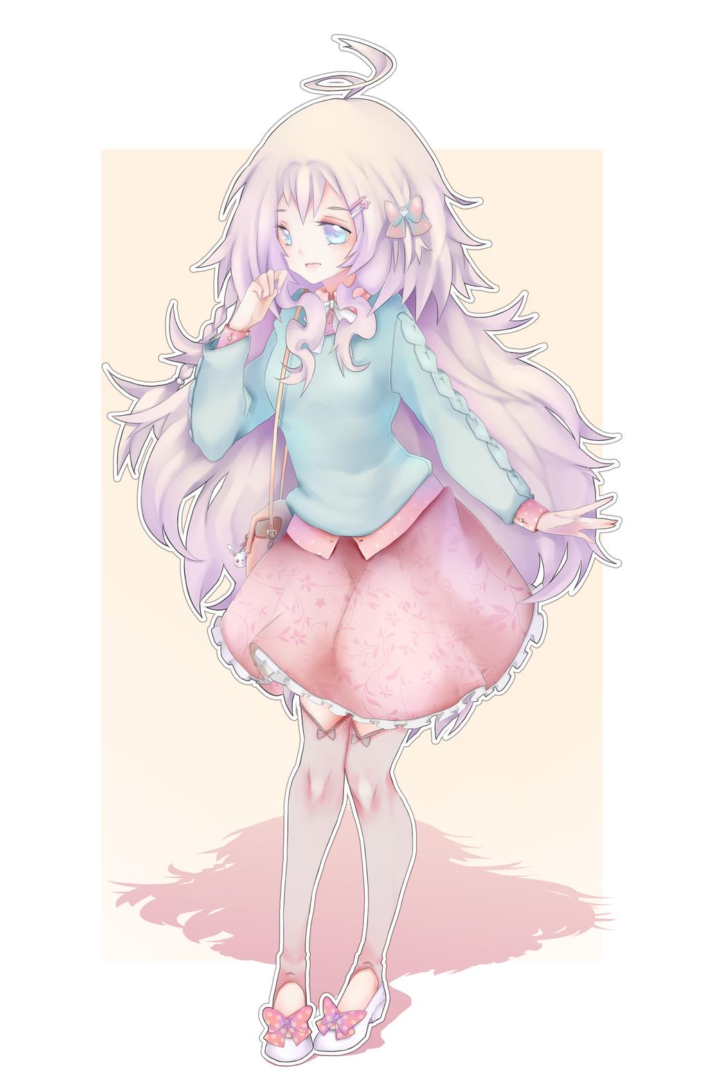 SM: Frenda Clementia by Kialun