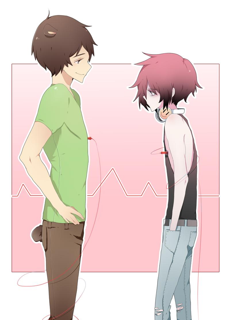 PL-R: Akai ito by Kialun