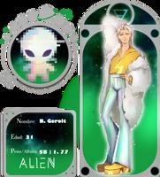 EBDL [ BeeGee - Alien ] by Kialun