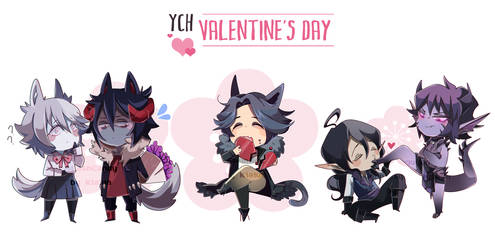 YCH VANLENTINE'S DAY by Kialun