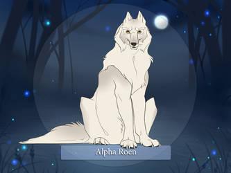 TSoM: Alpha Roen by CUTEYAOIFAN-Shey
