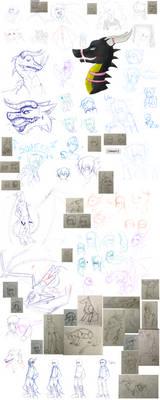 Sketch Dump Time