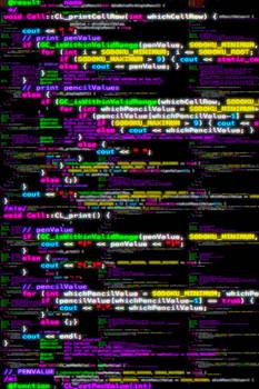 c++ code wallpaper