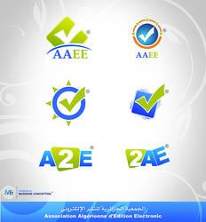 .:AAEE:. Association Logo by newmedia47