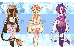 Nightmare Adopts - Batch #2