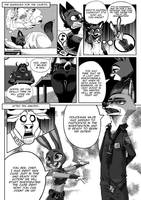 Zootopia. Case #1. Chapter 01, page 01 by PAPER---MAN
