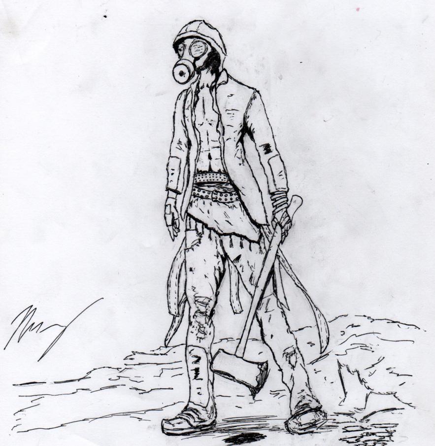Survivor by WolfMK47