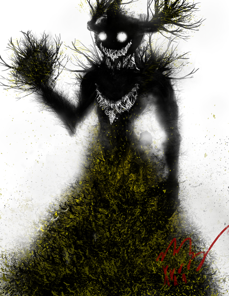 Mr-woods by WolfMK47