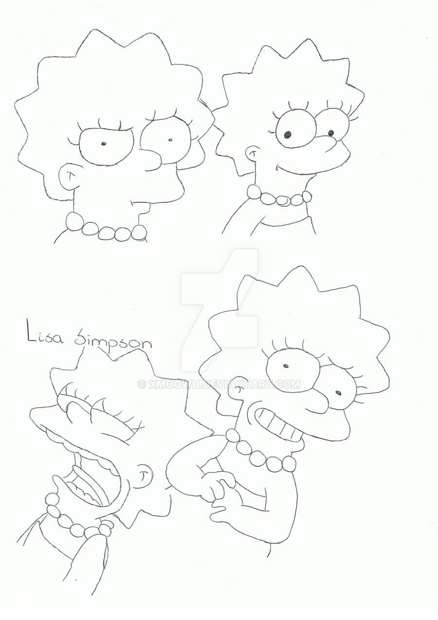 Lisa by xMoowh