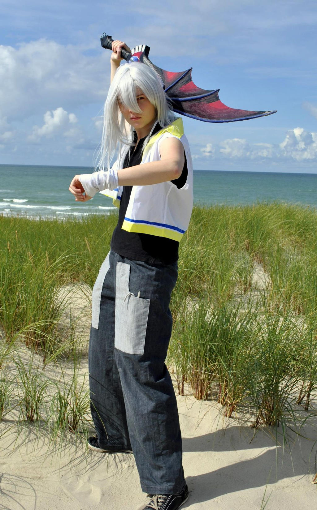 Riku Cosplay II by DancingSmily