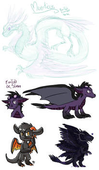 Just Some Dragons