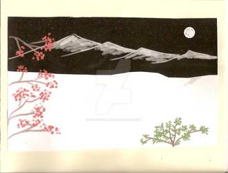 Christmas Card by somnomollior