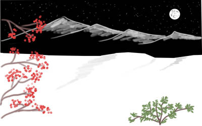 Updated Christmas Card by somnomollior