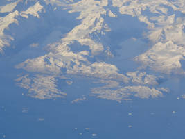 Greenland From The Air III