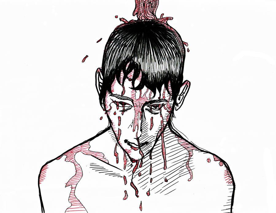 Bloodbloodblood by PSYCHOSULK
