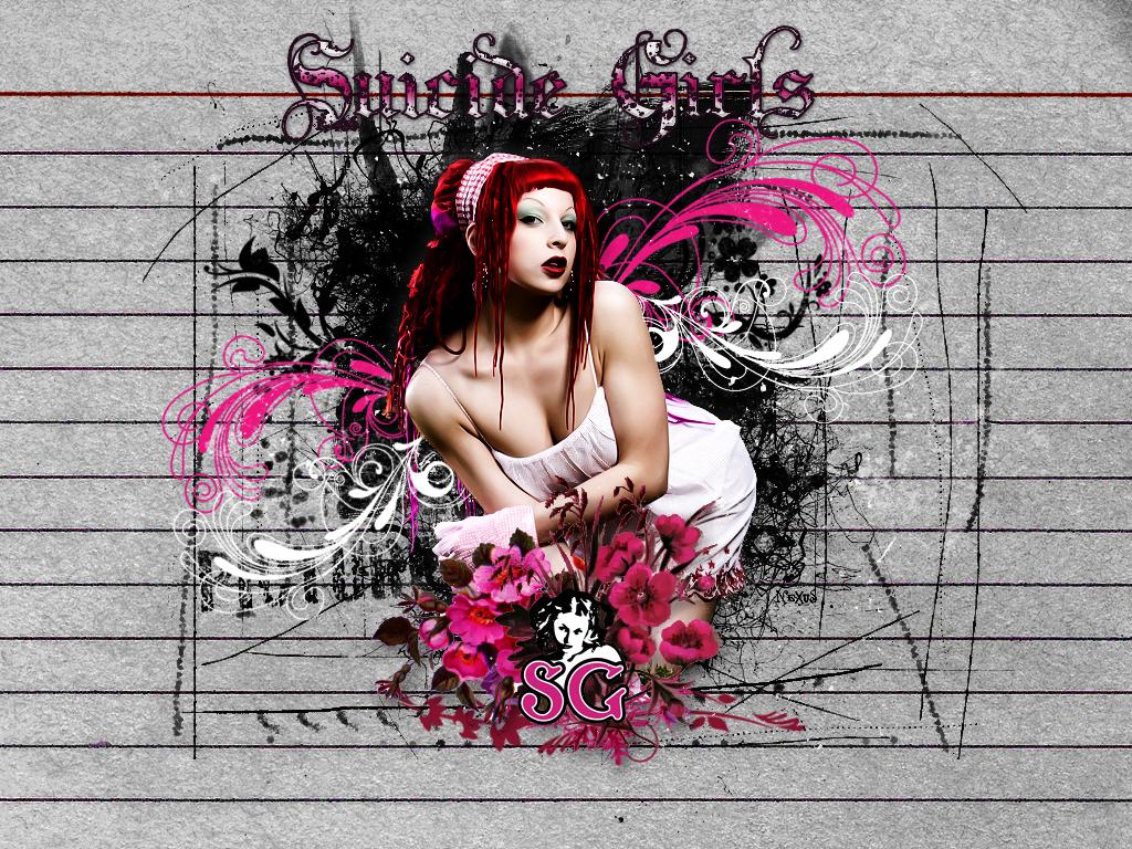 Suicide Girls by Nexus-Of-Dreams