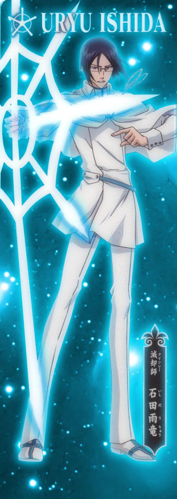 Uryu Ishida Bow Uryu Ishida Bookmark by