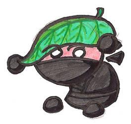 Ninja by ChocoboJoe
