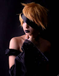 Len Imitation Black by janakraehe