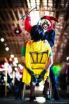 Let's play Robin by janakraehe