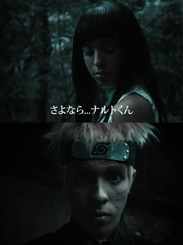 Sayonara, Naruto-kun by janakraehe