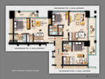 3 to 5 Bedroom Apartment by zernansuarezdesign