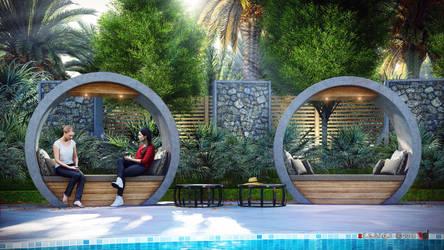 The Farm Pool_BLOOM by zernansuarezdesign