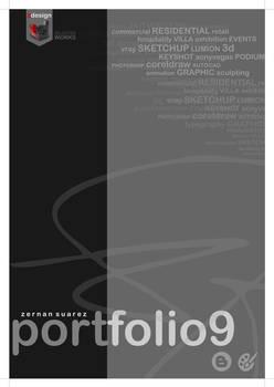 ZDESIGN PORTFOLIO 9 Folio 0
