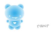 rawr by forsakenphoenix