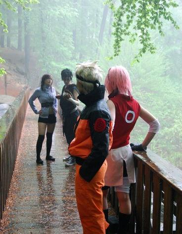 Naruto Shippuuden Rivals by OnigiriSakura