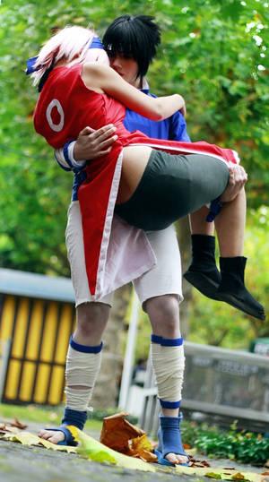 SasuSaku - Carrying you home