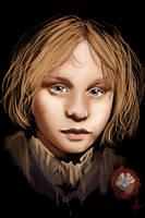 Gavroche portrait. by Tantoun87