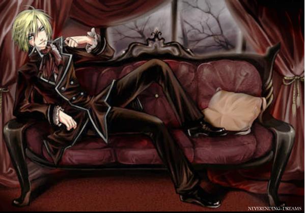 LISEROCKBLACK (VAMPIRE KNIGHT) Takuma_Ichijou______by_Neverending_Dreams